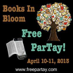 Books In Bloom FP Badge