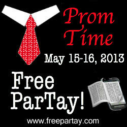 Prom Time FP Badge