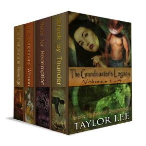 Grandmaster Box Set-TaylorLee
