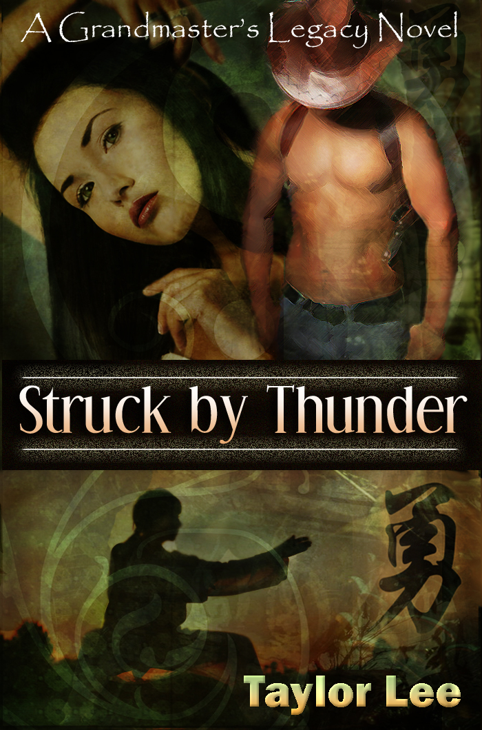 Struck by Thunder Book Cover