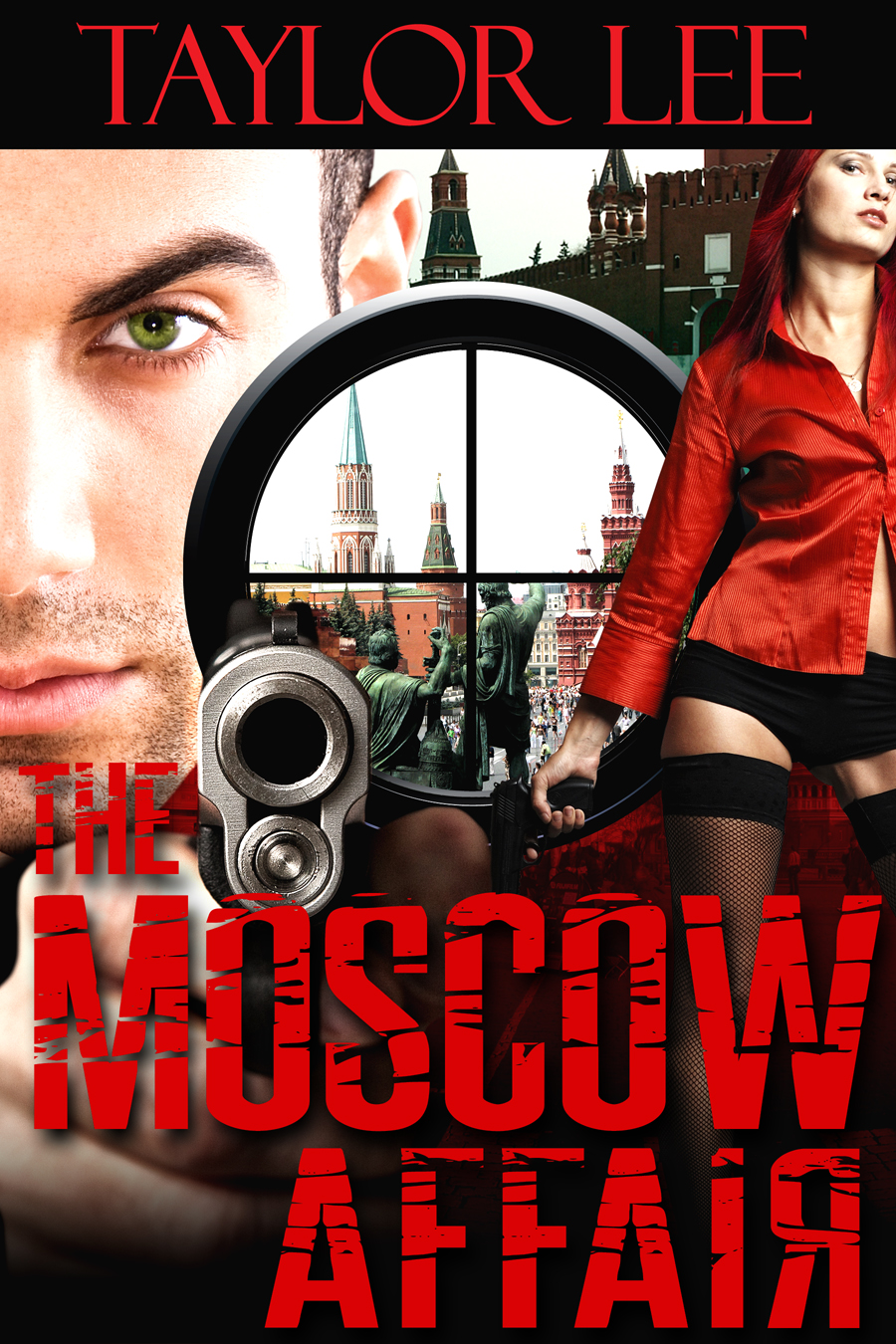 The Moscow Affair Book Cover