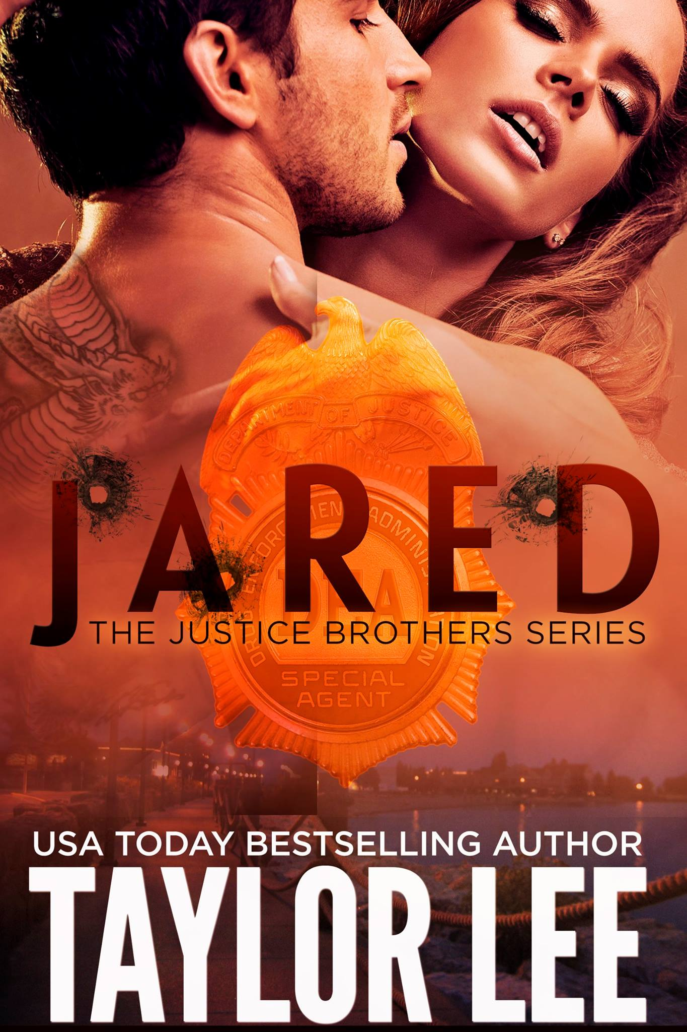 Jared - Summer Heat Box Set Book Cover