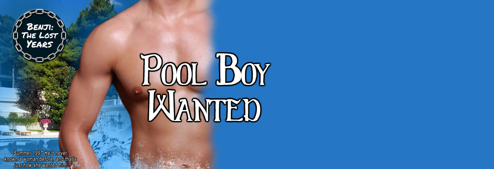 Pool Boy Wanted
